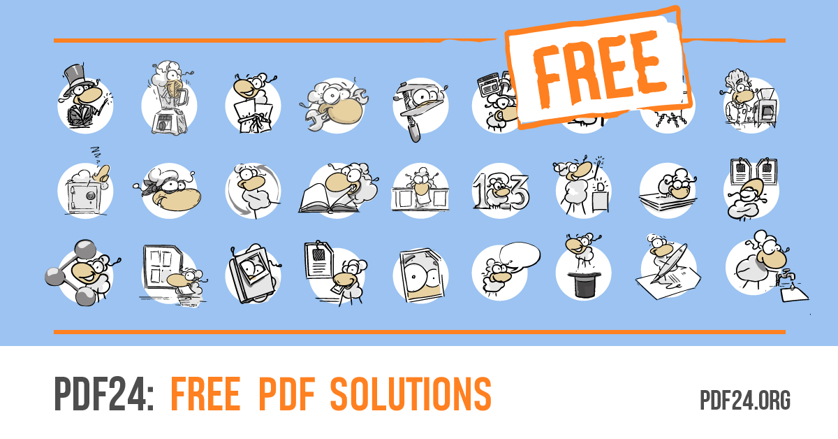 Free PDF Solutions - Online & Download - PDF24